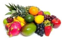 Сертификат на фрукты
