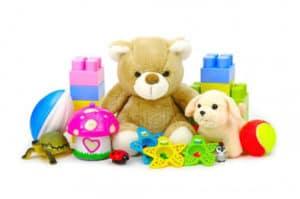 Сертификат на игрушки и детские товары
